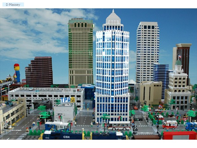 Composit Image - Lego Tampa